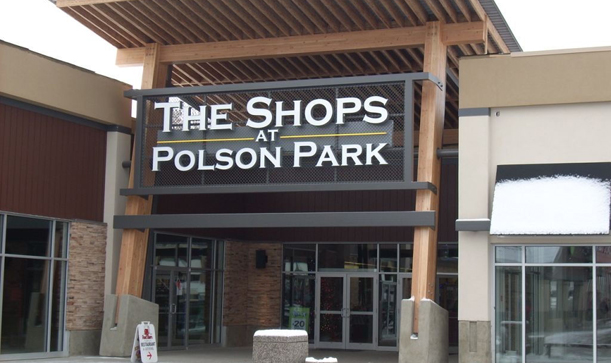 THE SHOPS AT POLSON PARK